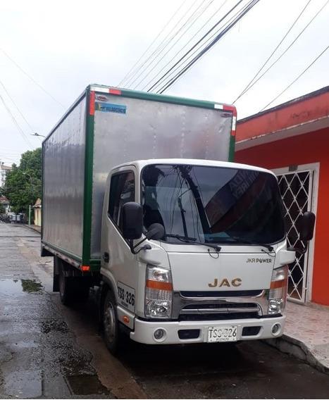 Camion Jac De Pacha 2018