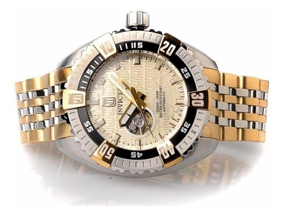 Relógio Originai Invicta Feminino 15887 Automatico Japan