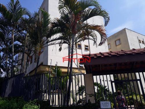 Apartamento Com 2 Dormitórios À Venda, 53 M² Por R$ 270.000,00 - Ponte Rasa - São Paulo/sp - Ap1487