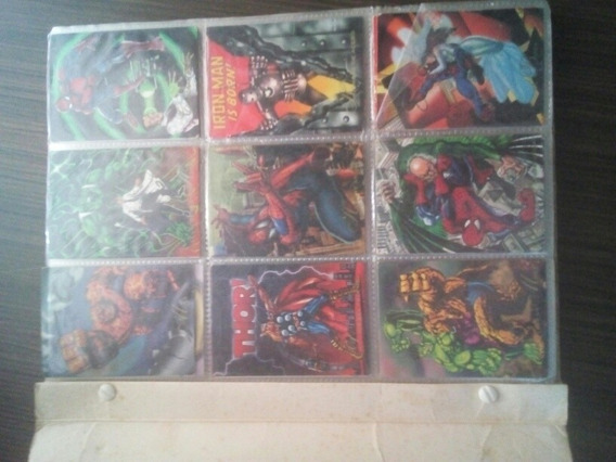 Coleccion 80 Pepsi Cards Dc 1995 Impecables Sin Repetir
