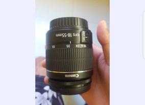 Camera Canon T6 Rebal Um Mes De Uso