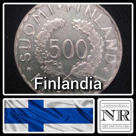 Finlandia - 1952 - Juegos Olimpicos - Helsinki - Km 352 - Xf