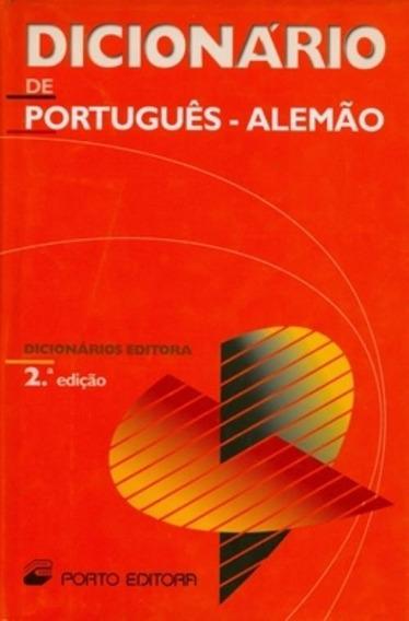 Dicionário De Portugês - Alemão - Edição Rev. E Atualizada