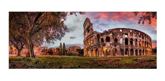Coliseo Al Atardecer 1000 Pz Rompecabezas Ravensburger