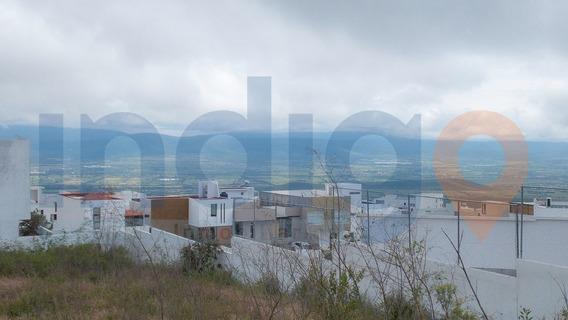Terreno En Venta Frente A Área Verde En Zibata Condominio Ji
