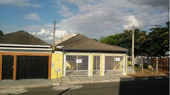 Casa Térrea - 3 Quartos Sendo Um Suíte E Mais Um Escritório