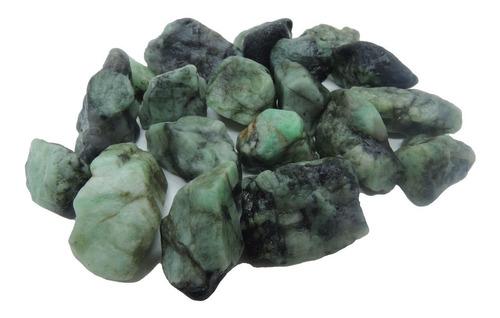 Pedra Esmeralda Bruta Natural 100g