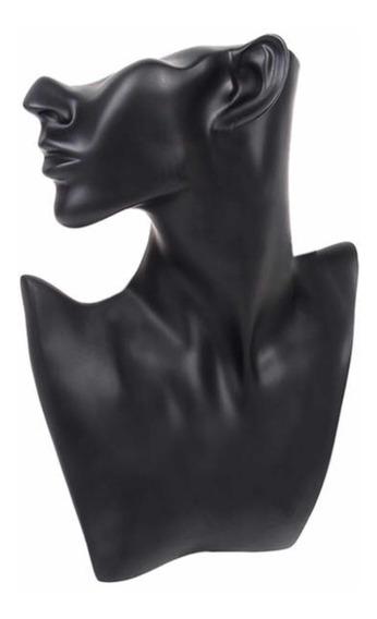 Maniquí Busto Exhibidor De Joyería