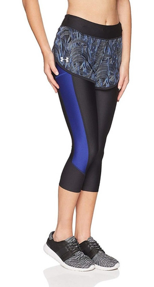 Under Armour Legging Capri Heatgear Compression Xl $75