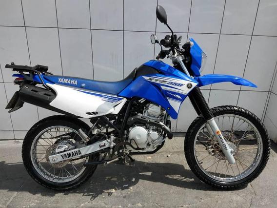 Yamaha Xtz 250 Lander Veiculo Recuperado