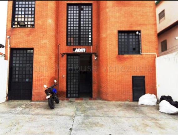 Elys Salamanca Alquila Edificio Boleita Sur Mls #20-24691