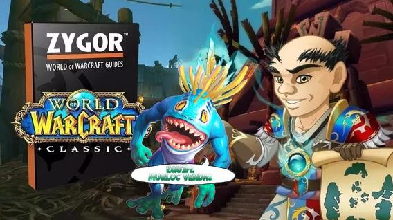 Zygor Guides Wow Classic World Of Warcraft 100% Atualizado