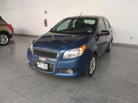 Chevrolet Aveo 4p Ltz D Aut Ee