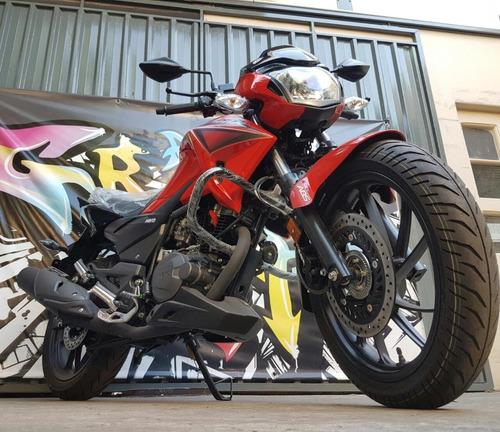 Moto Hero Hunk 200  2020 0km Abs No Te La Pierdas Mas 30/4