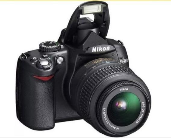 Câmera Fotográfica Nikon D5000