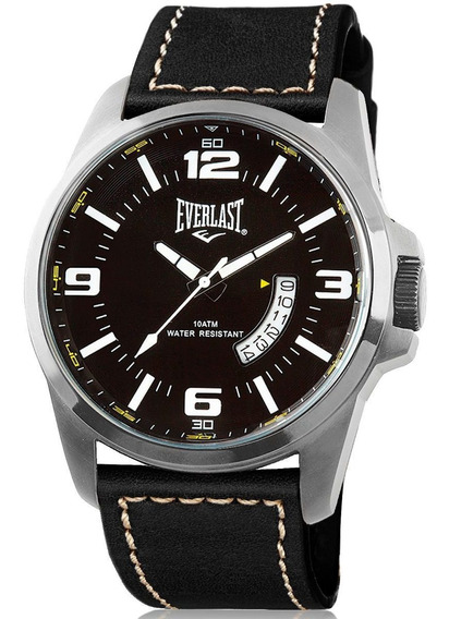 Relógio Everlast Masculino Analógico E482