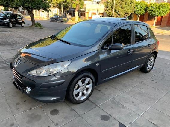 Peugeot 307 1.6 16v Xt 110cv Mp 5 Ptas 2009 Muy Buen Estado