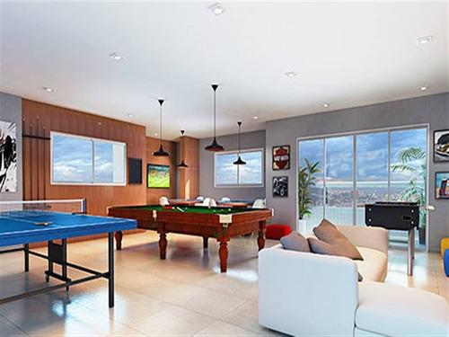 Imagem 1 de 11 de Apartamento - Venda - Guilhermina - Praia Grande - Tcl78