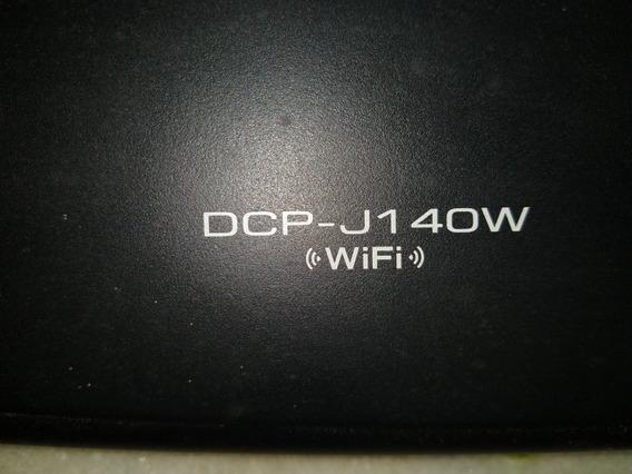 Scanner Completo Dcp-j140w Leia A Descrição