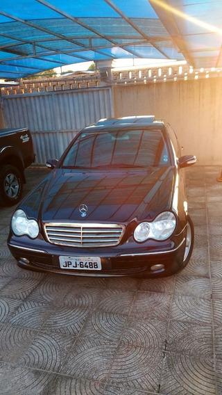 Mercedes-benz Classe C 2002