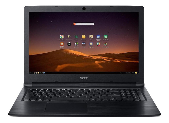 Notebook Acer Aspire3 A315-53-3470 I3-6006u 4gb