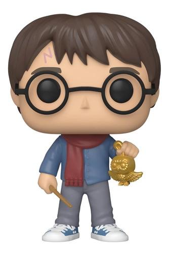 Boneco Funko Pop Harry Potter Holiday Natal Harry 122