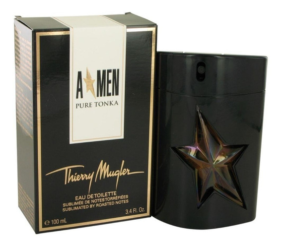 Decant Perfume 10ml A Men Pure Tonka Thierry Mugler Edt