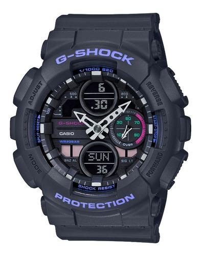 Imagen 1 de 8 de Reloj G-shock S-series Gma-s140-8