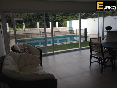 Casa A Venda 04 Suites - Condominio Terras De Vinhedo - Vinhedo/sp - Ca01680 - 34175308