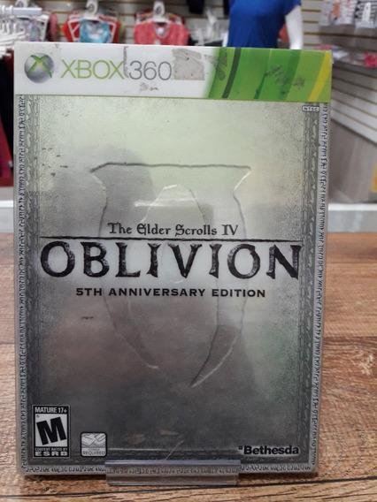 Jogo Xbox 360 Oblivion Novo 5th Anniversary Edition