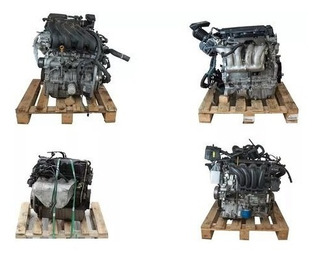 Motor Completo C4 Hatch Glx 1.6 16v Flex 2010 Genuina