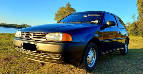 Vw Gol Único!! Solo 58 Mil Kms Aire Y Dh