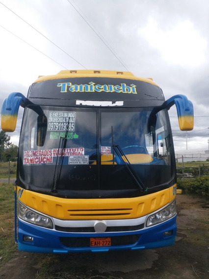 Vendo Bus Interprovincial Con Todo Y Puesto De Oportunidad.