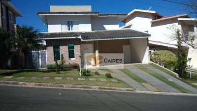 Casa Residencial À Venda, Jardim Monte Verde, Valinhos. - Ca2132