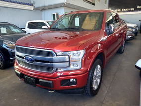 Ford Lobo 3.5 Doble Cabina Plinum Limited At 2018