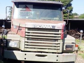 Scania 142hs450 - 87/87 - Cavalo Toco, Motor V8 C/ 450 Cav