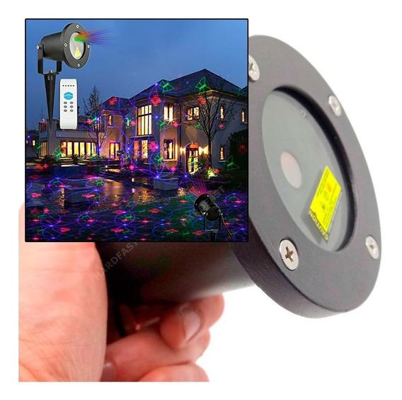 Projetor Laser Festa Casa Sala Arvore Desenhos Iluminação Sp