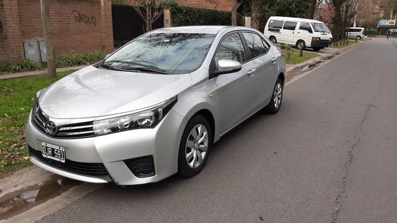Toyota Corolla 2014 Unico Dueño