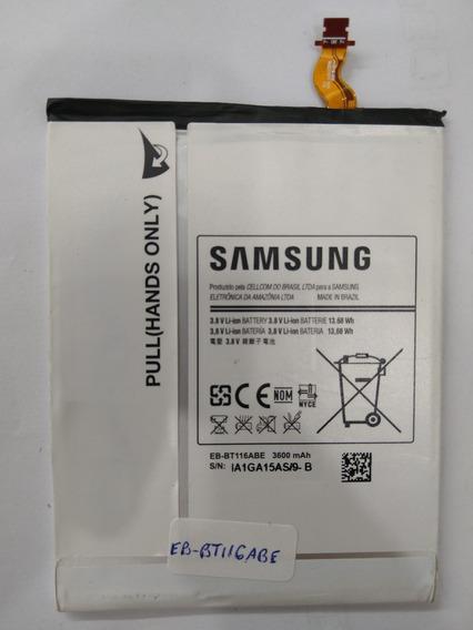 Bateria Tablet Samsung Galaxy Sm-t113 T116 Eb Bt116abe