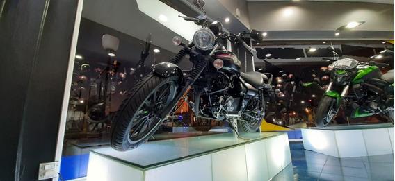 Moto Custom Nueva Bajaj Avenger 220 Street