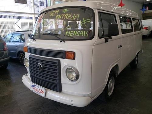 Volkswagen Kombi Standard 1.4 Flex  Vw Kombi