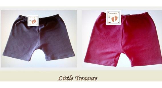 Oferta!! Calzas Color Chicle Y Lavanda. Little Treasure.