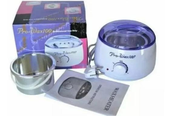 Olla Calentadora De Cera Pro Wax 100 Spa Estetica Nuevo Miel