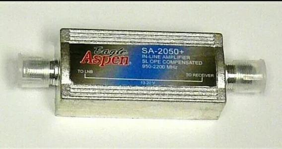 Amplificador Señal Satelital Aspen