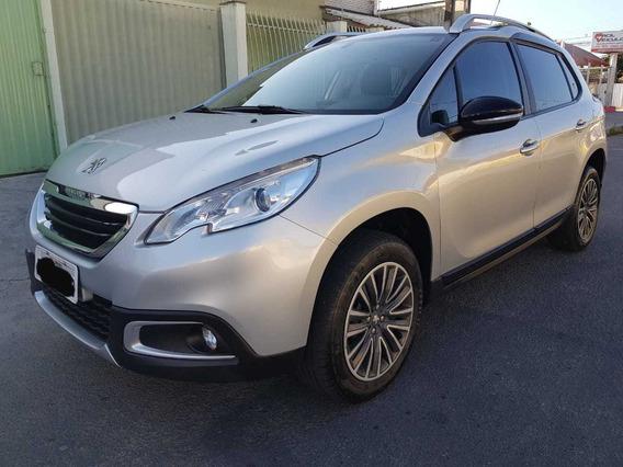 Peugeot 2008 Ano 2018 Excelente Estado Super Novo