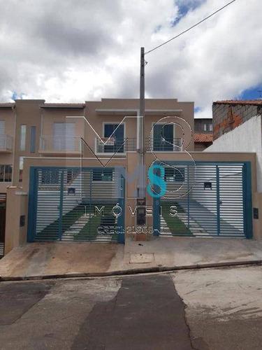 Imagem 1 de 15 de Sobrado Com 2 Dormitórios À Venda, 70 M² Por R$ 290.000,00 - Vila Rei - Mogi Das Cruzes/sp - So0161