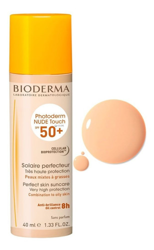 Photoderm Nude Touch  50+  Natural