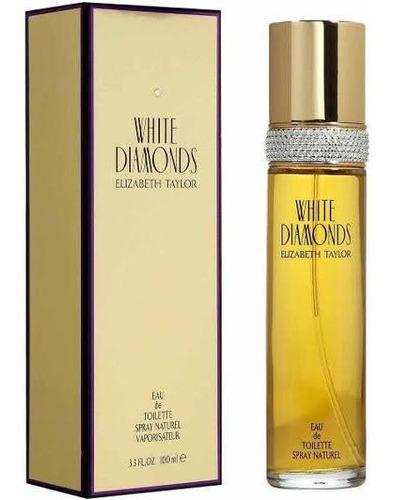 Perfume Para Dama Diamante Blanco De100 - L a $1450