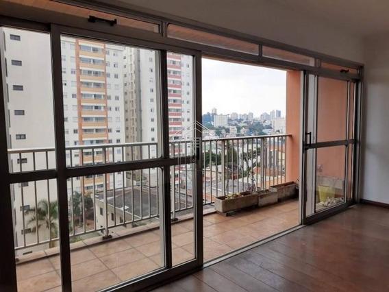 Apartamento Em Condomínio Padrão Para Locação No Bairro Vila Bastos, 4 Dorm, 1 Suíte, 2 Vagas, 143 M - 13192agosto2020