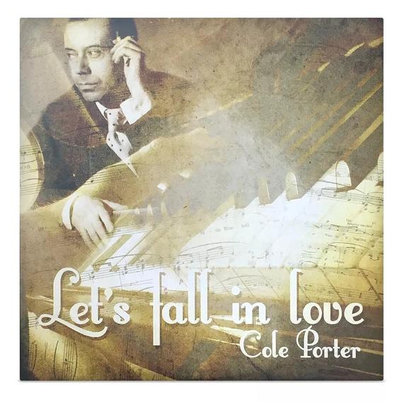 Vinilo Cole Porter Let S Fall In Love Lp